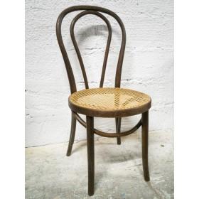 Chaise bistrot en bois...