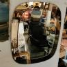 Miroir bicolore fumé   Old'Upcycling