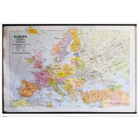 Carte géographique...