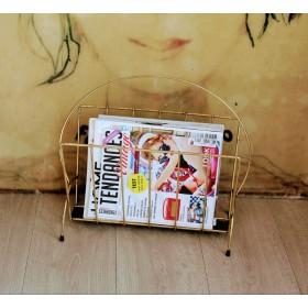 Porte revues vintage style...