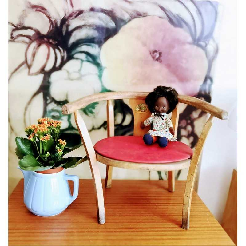 Fauteuil enfant Baumann   Old'Upcycling