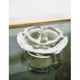 Petit cendrier en cristal