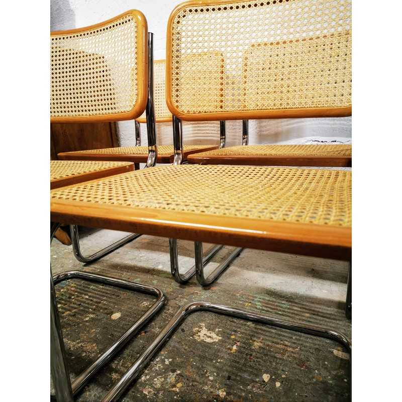 Chaise Marcel Breuer B32   Old'Upcycling