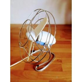 Ventilateur de table vintage