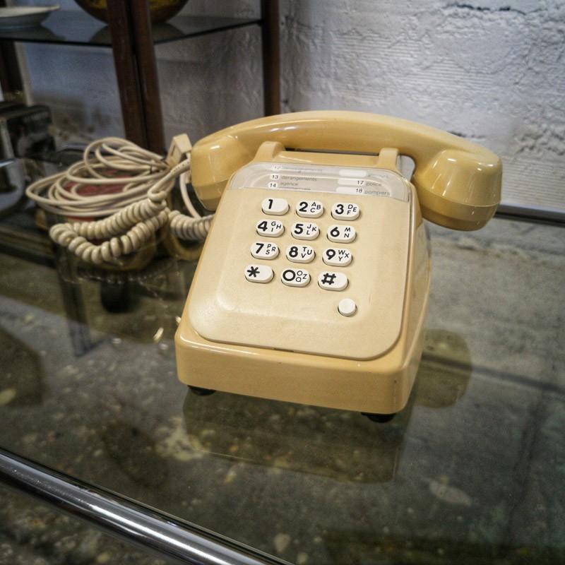 Téléphone à touches vintage | Old'Upcycling