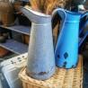 Broc à eau émaillé | Old'Upcycling
