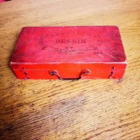 Boîte à dessin en bois