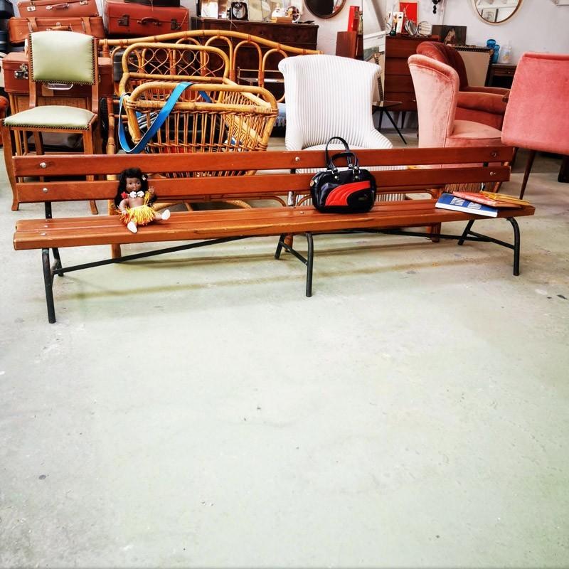 Grand banc pour enfants | Old'Upcycling