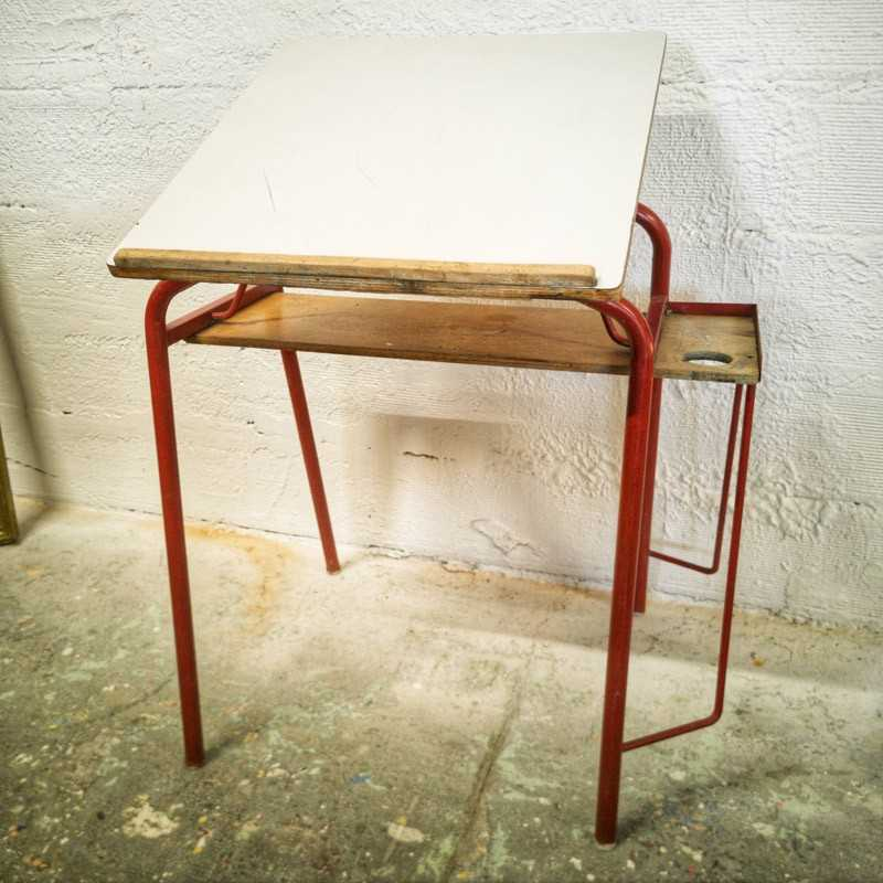 Petite table à dessin | Old'Upcycling
