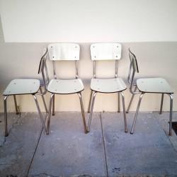 petit fauteuil enfant vintage