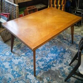 Table vintage à rallonges