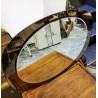 Miroir bicolore fumé | Old'Upcycling