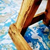 Ancien tréteau en bois | Old'Upcycling
