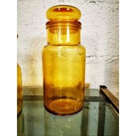 Bocal vintage ambré