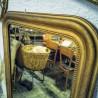 Miroir de cheminée Louis Philippe 142 x 98cm | Old'Upcycling