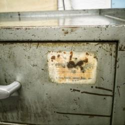 cendrier vintage