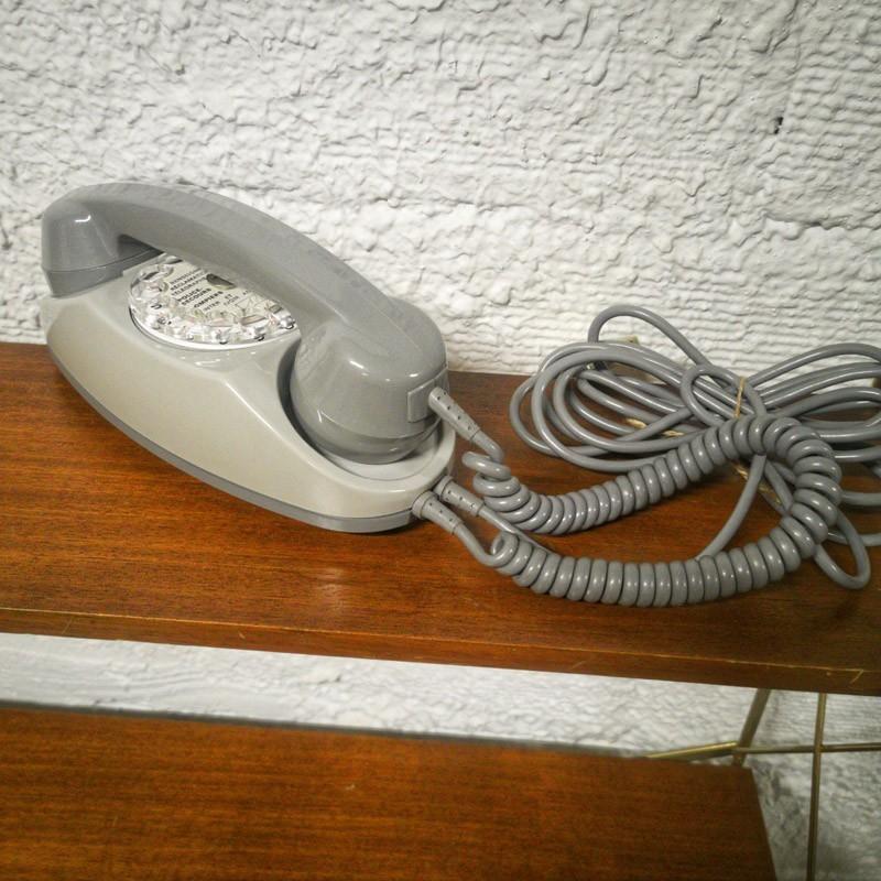 Téléphone vintage à cadran   Old'Upcycling