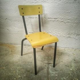 Petite chaise d'écolier...