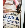 Affiche corrida de Collioure | Old'Upcycling