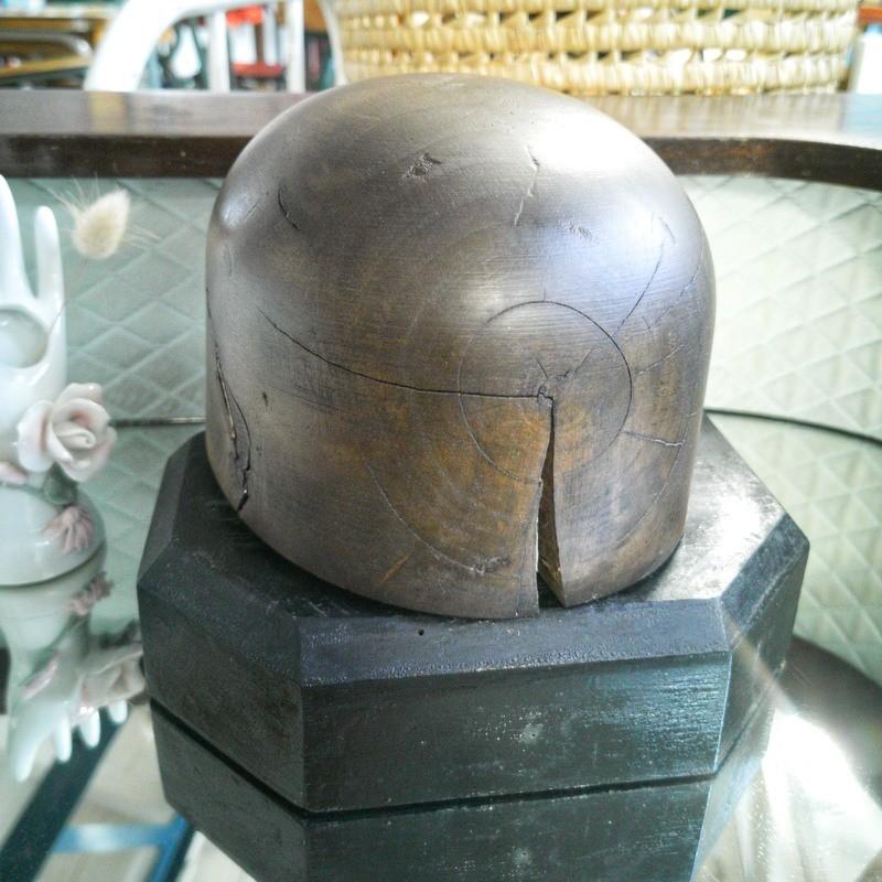 Forme à chapeau en bois | Old'upcycling