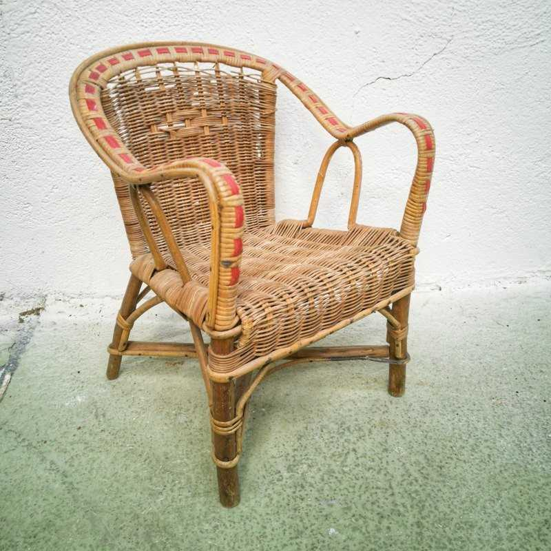 Ancienne chaise de bistrot en bois courb - Chaise bistrot ancienne baumann ...