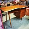Bureau vintage design scandinave | Old'upcycling