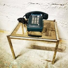 Table d'appoint en métal...