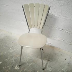 Chaise pétale vintage
