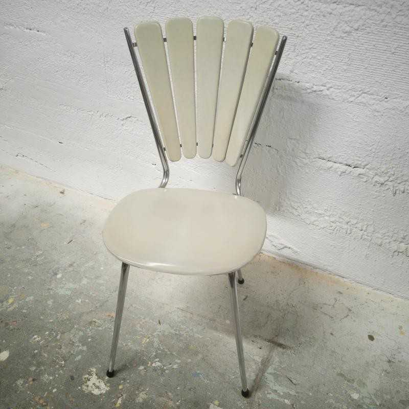 Chaise pétale vintage | Old'Upcycling