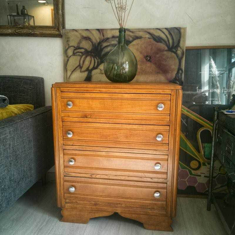Commode Art déco | Old'Upcycling