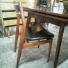 Paire de chaises vintage design scandinave | Old'Upcycling