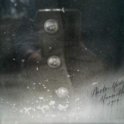 chaise de bistrot vintage