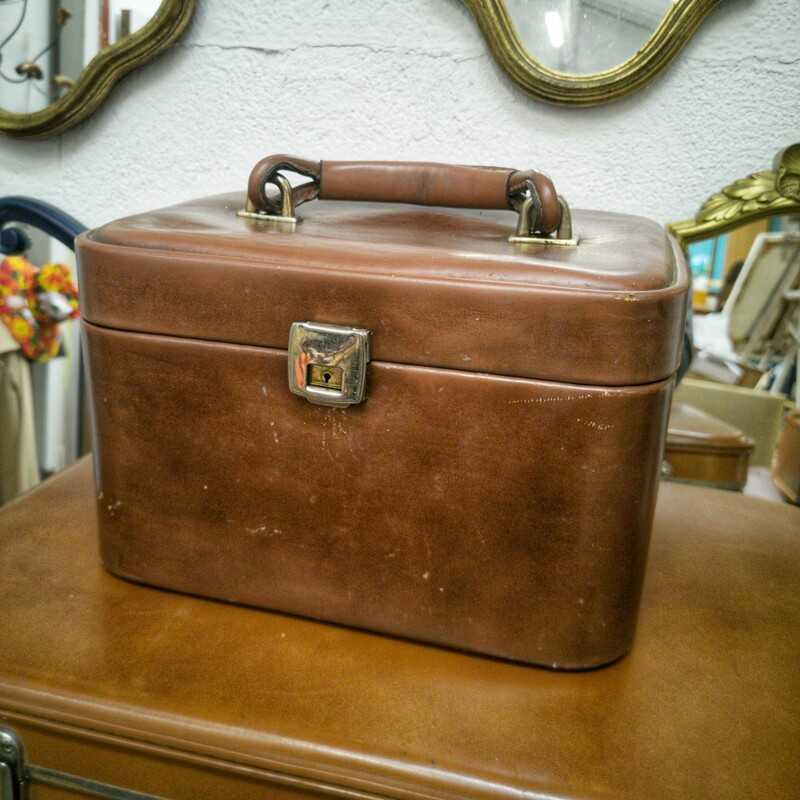 Vanity case vintage | Old'Upcycling