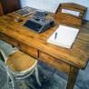 Table bureau vintage   Old'Upcycling