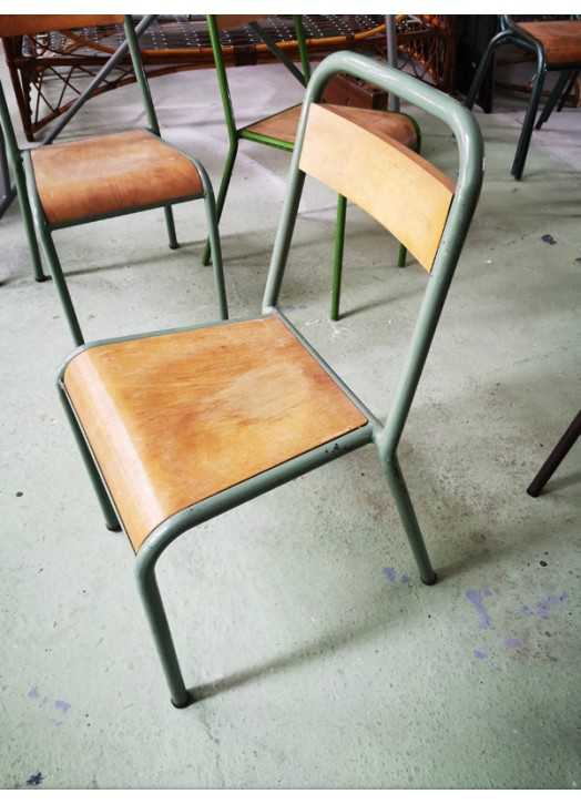 """Chaise écolier Stella """"La chaise indislocable"""" 