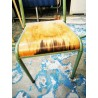 Chaise écolier Stella avec accoudoirs | Old'Upcycling