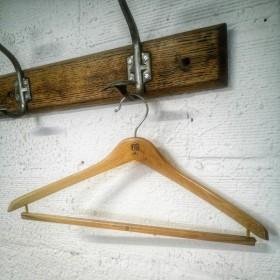 Ancien cintre en bois