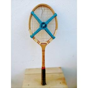 Raquette de tennis vintage...