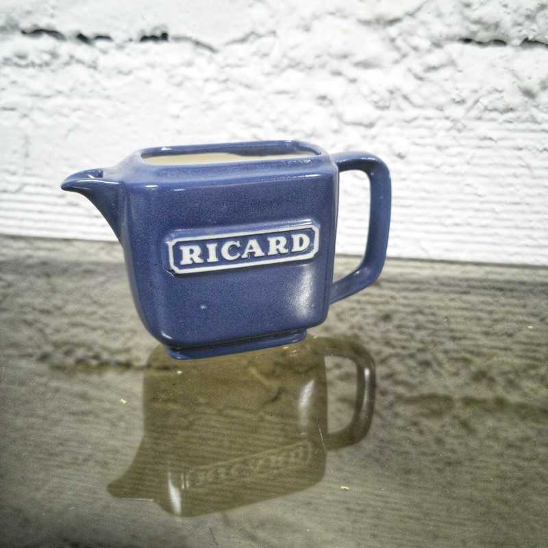 Mini pichet Ricard | Old'Upcycling