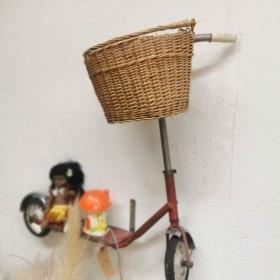 Petit panier vélo avant en...