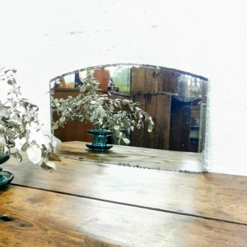 Miroir biseauté 61x36cm | Old'Upcycling
