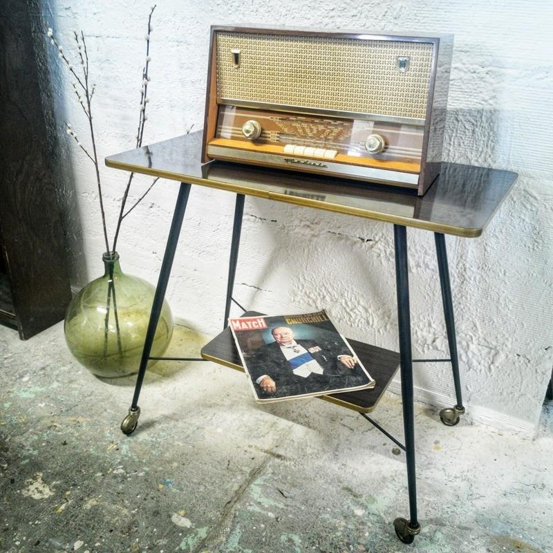 Meuble télé vintage | Old'Upcycling
