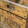 Casier à bières en bois | Old'Upcycling